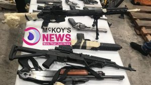 19 Guns, Ammo Reported Stolen from Security Company in St. James