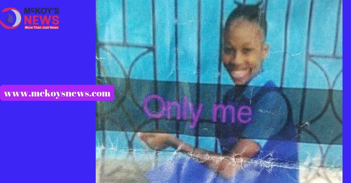 Alaiyha Jennings Missing