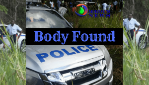 Unidentified Man Found Burnt and Executed, Along Whitehall Avenue, Kingston