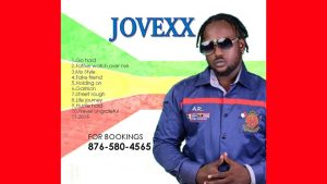 Booking for Jovexx
