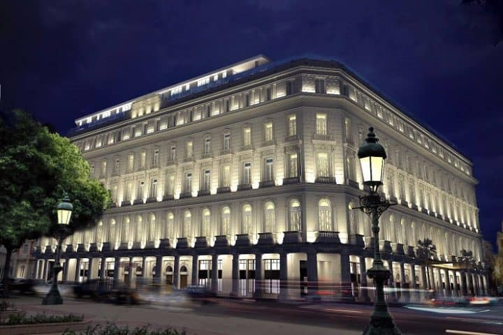 Cuba's First Ultra-Luxury Hotel