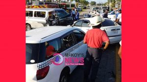 Christopher Hewitt : Taxi Driver Killed by Motorist in St Catherine