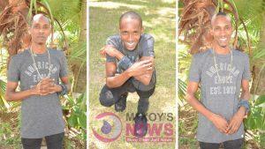 Frasswel is ready for Le Antonio'sBack-to-School Treat