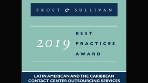 Itelbpo Caps off 2019 with Second Year in a Row Award from Frost & Sullivan