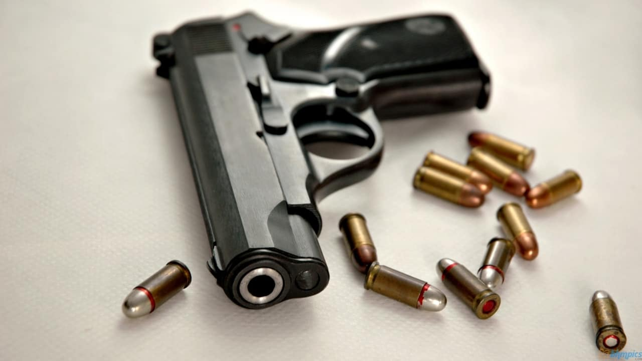 Man Held with Illegal Gun in Roehampton, St James on New Years Eve