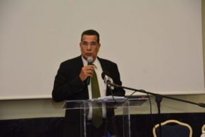 MoBay mayor speakes on community disaster preparedness