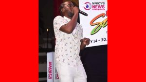Page 3: Shane E at Reggae Sumfest 2019 Press Launch at Iberostar Hotel