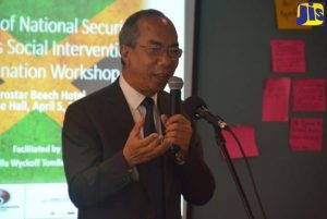 Cybercrime A Clear And Present Danger – Dr. Chang