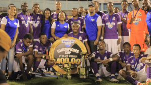 WATA Hydrates ISSA Championships Cup