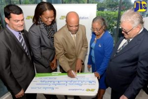 JPS Foundation Covers Fees For CSEC Industrial Technology