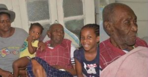 Jamaica May Have The World's Oldest Man – Ship Record Puts Maas Tata At 114 Years Old