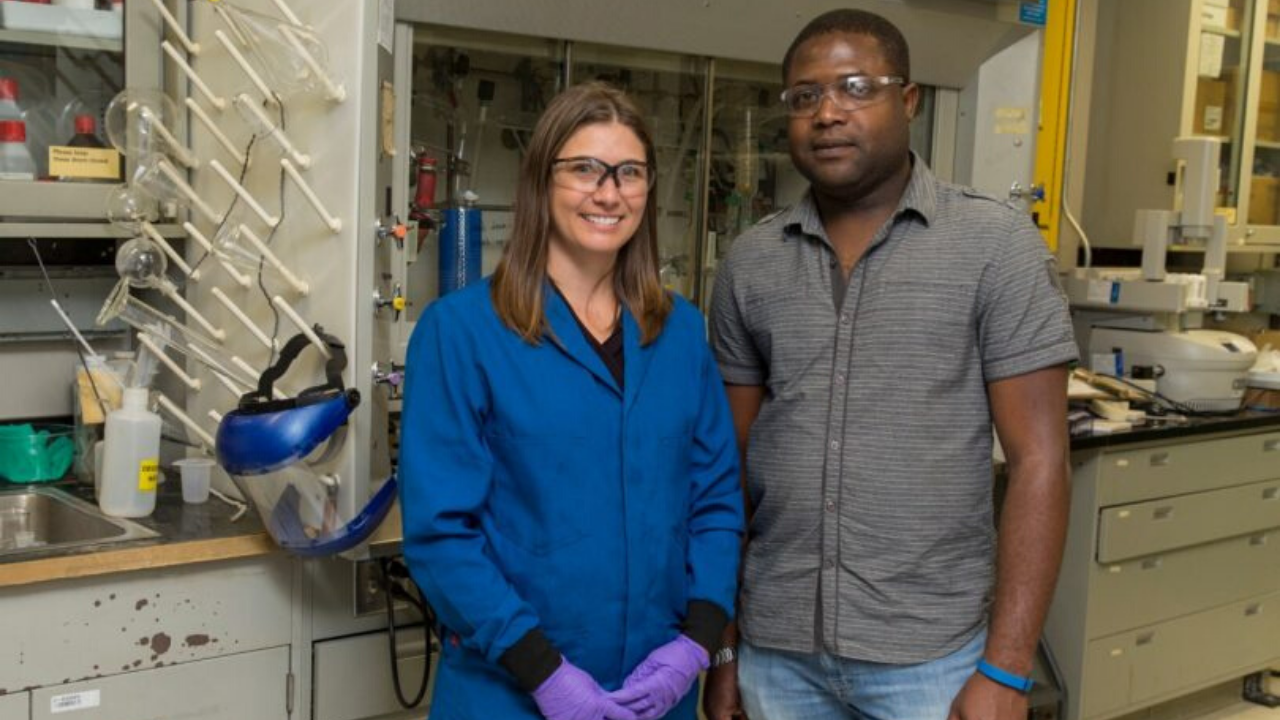 Jamaican Scientist Makes History, Named as One of World's Top Global Thinkers