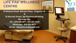 Life Pak Wellness Centre - Prostate Problems