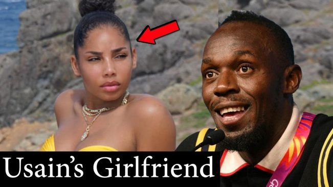 Usain Bolt's Girlfriend Kasi Is Pregnant Allegedly