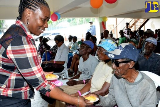 PHOTOS: Senior Citizens From Mark Lane At A Treat Hosted By The Houses Of Parliament
