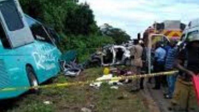 4 dead in Trelawny crash