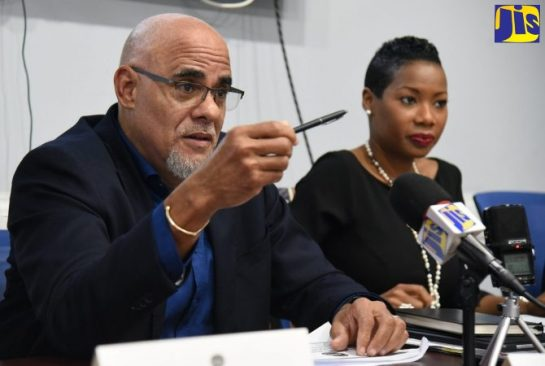 PSOJ Looking To Build National Consensus On Crime