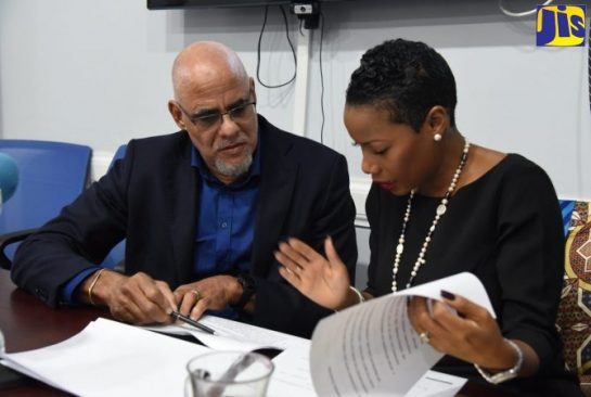 PSOJ To Forge Partnerships With Government And NGOs To Help Reduce Crime
