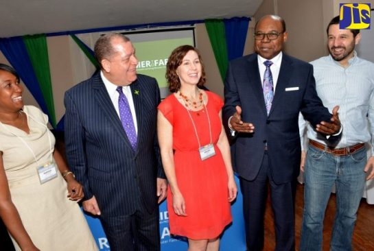 New Agricultural Transformation Project For St. Catherine