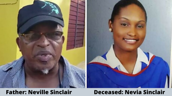 Family of St Elizabeth Secretary Stabbed to Death by Jealous Lover, Said They Saw Suspect Running From Her Room
