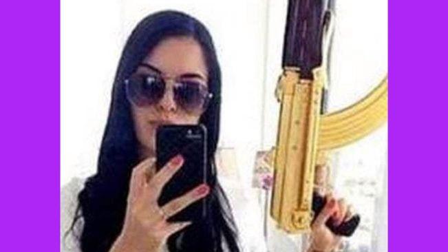 Cartel assassin 'La Catrina' shot dead by cops in Mexico