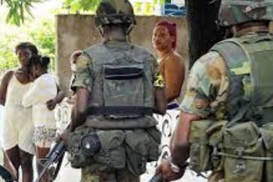 26-Year-Old Jamaican Man Brutally Beaten By Soldiers In Kingston