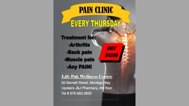 Life Pak Wellness Pain Clinic