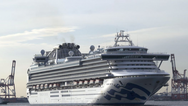 U.S. CDC Places 14-day Travel Restriction on Passengers from Quarantined Cruise Ship