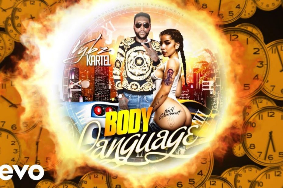 Vybz Kartel – Body Language (Official Audio)