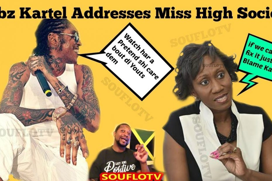 Vybz Kartel vs Miss High Society